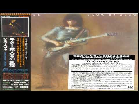 Jeff Beck - Blow By Blow (SACD HD Remastered ltd) Full Album HQ