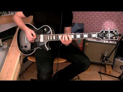 2007 Gibson Les Paul Silverburst Demo