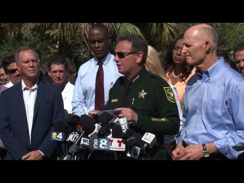 Florida shooter charged with 17 counts of premeditated murder
