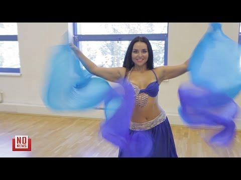 видео: Танец живота заставит похудеть