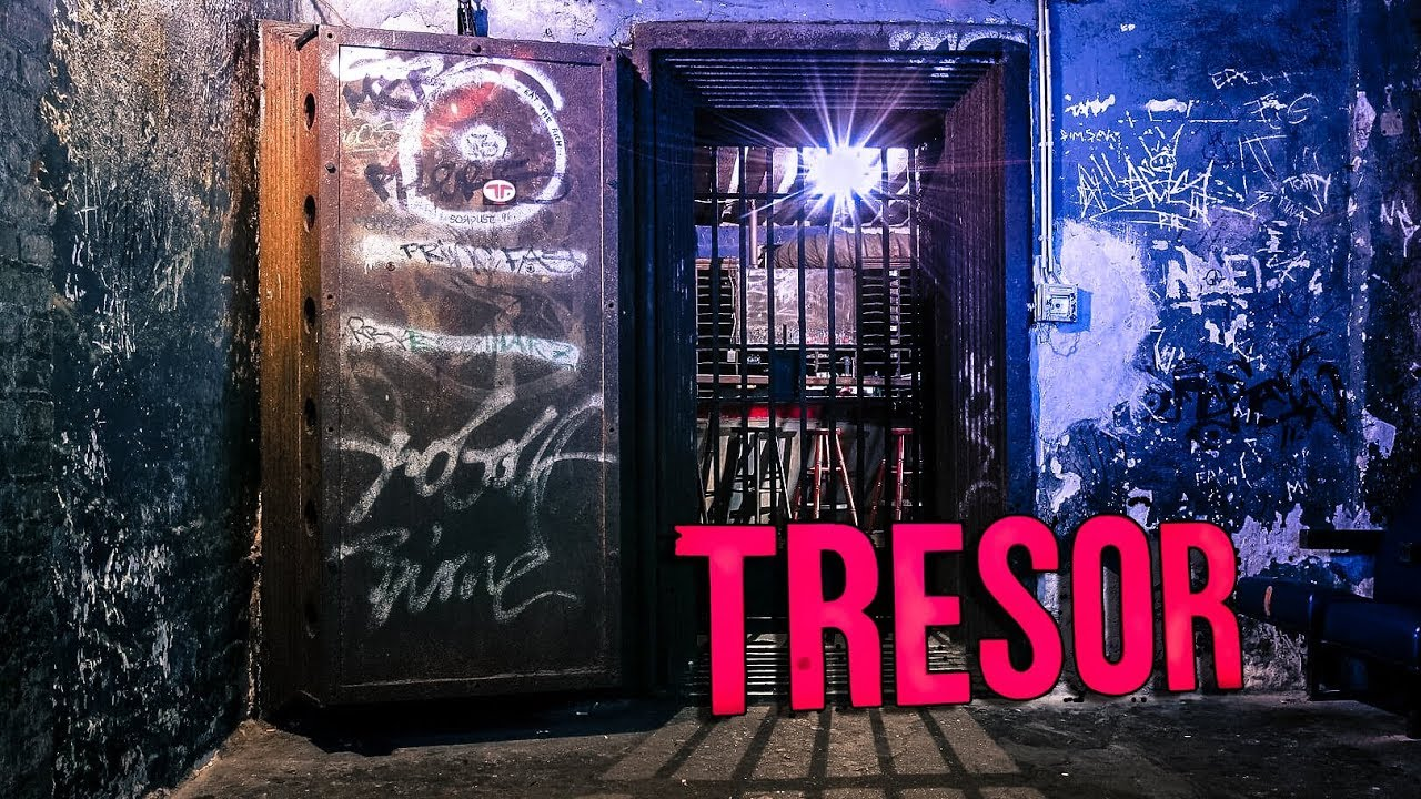 "How Tresor got Famous - The Birth of Berlin's ""Greatest"" Techno Club -  YouTube"