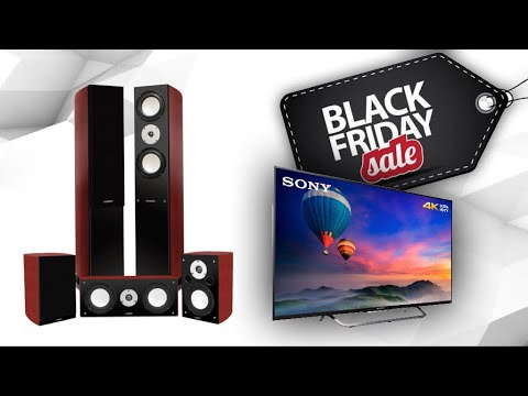 Black Friday 2019: The Best TV & Home Theater Deals (Updated)