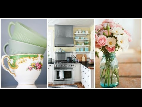 DIY Decor Project Ideas | Cheap Recycling For Living Room Bedroom Birthday Party Wall Design 2018