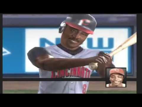 Download (Cincinnati Legends vs Dodger Legends) (EA SPORTS MVP Baseball 2005) Dynasty Mode