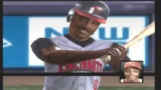 (Cincinnati Legends vs Dodger Legends) (EA SPORTS MVP Baseball 2005) Dynasty Mode
