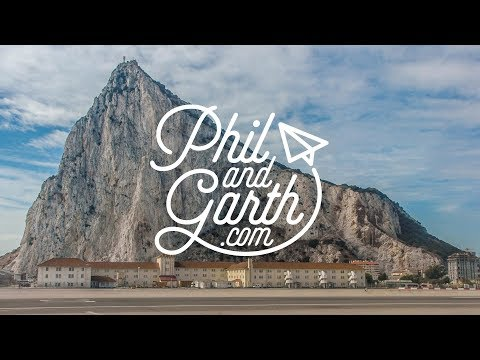 Experience Gibraltar, UK in 60 Seconds