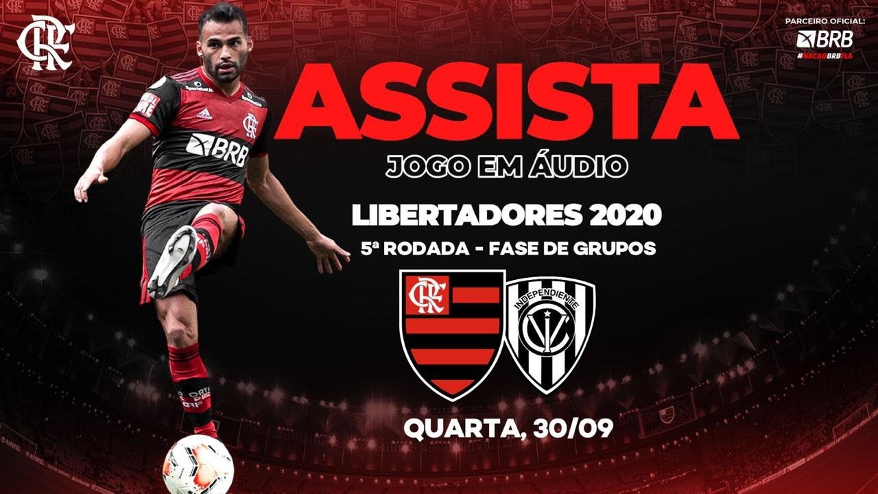 Flamengo X Independiente Del Valle Ao Vivo Na Fla Tv Libertadores 2020 Youtube