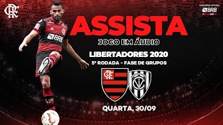 Flamengo x Independiente del Valle AO VIVO na Fla TV   Libertadores 2020