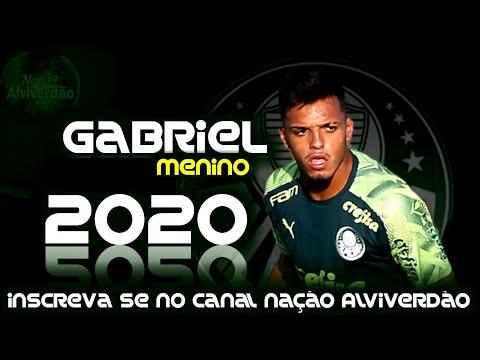 Gabriel Menino ● Goalls ● Desarmes ● SKillS 2020 ● Palmeiras ● Assists ● HD