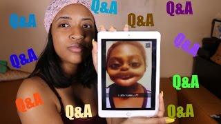 Q&A | My Childhood Crush | #ASKPARIS