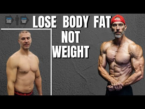 Build Muscle, Lose Fat (Not Weight)