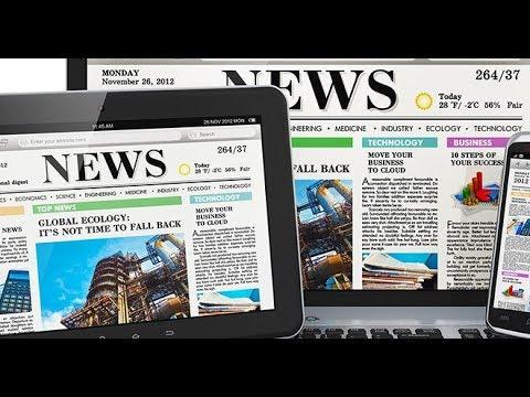 Top Best World News Websites in 2017