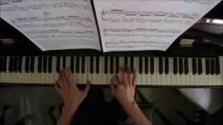 ABRSM Piano 2017-2018 Grade 6 A:2 A2 Handel Courante Partita in C Minor Movt 3 HWV 444 by Alan