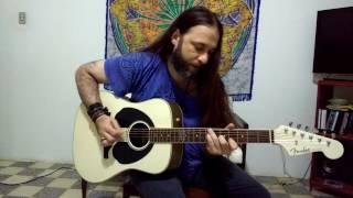 Baixar SERGIO FERRAZ - Test Fender Sonoran Acoustic Guitar