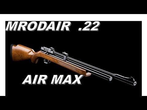 MRODAIR .22cal AIR MAX Varmint  (a.k.a Diana Stormrider) Review