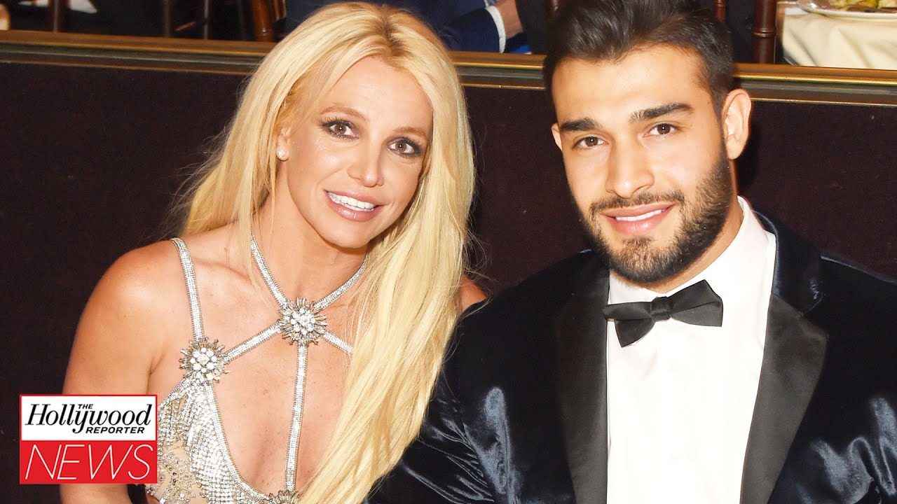 Download Sam Asghari Reacts To Netflix's New Britney Spears Documentary 'Britney vs Spears' I THR News