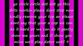 Cirlce Cirlce Dot Dot lyrics(Jamie Kennedy)
