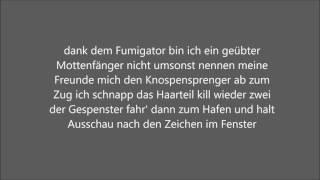 Dame - Monty's Fabrik [Lyrics]