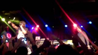 Jarren Benton Razor Blades and Steak Knives Live