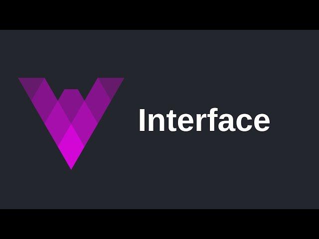 Interface | Vyper (0.2)
