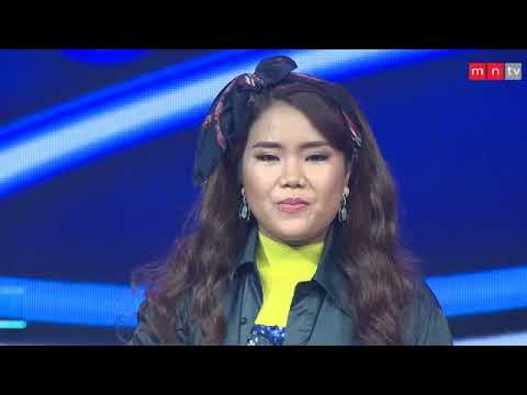 Ngwe Zin Hline - Nar Lal Thint P (Myanmar Idol Season 3 Top 10 Retro Week)  - YouTube