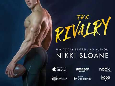 The  Rivalry - Book Trailer