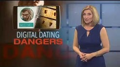 Stalking victim warns others about online dating dangers