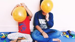 #colorsforkids #learncolors #forkids #balloons Learn Colors with Dinosaur