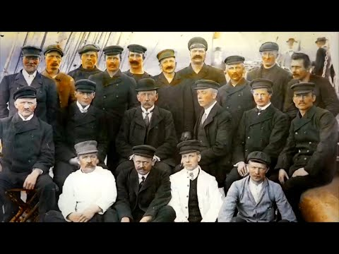 Celebrating 100 years: Roald Amundsen's South Pole Expedition 1911