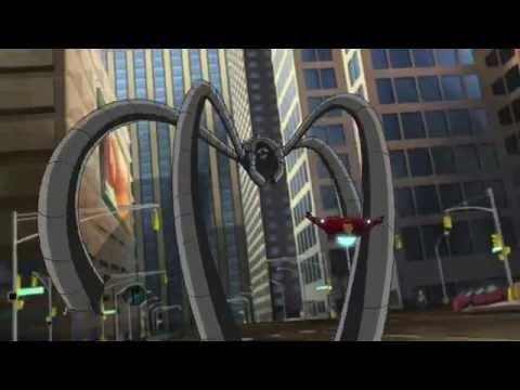 Marvel's Ultimate SpiderMan: Web Warriors