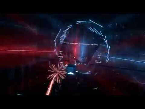 [Beat Saber] Through the Fire and Flames -Dragonforce [Custom Song]