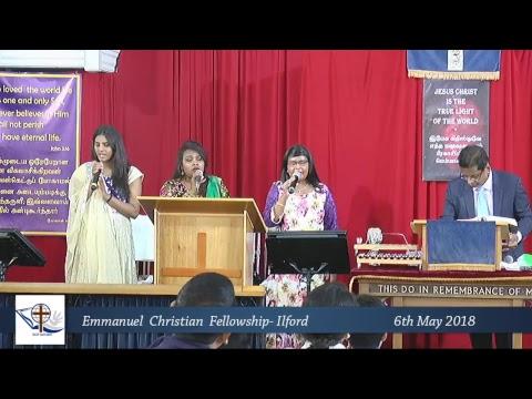 ECF Ilford - 06/05/2018 -London Tamil Church