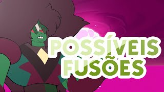 Gambar cover Possible Fusions (Steven Universe)