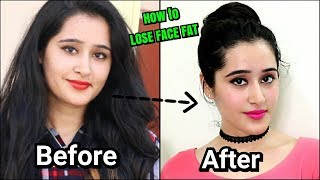 REMOVE DOUBLE CHIN & Reduce FACE FAT QUICKLY( Exercises)