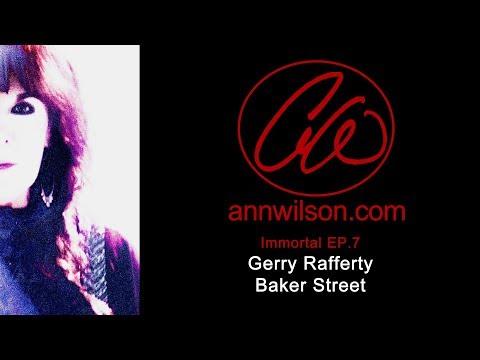 Ann Wilson To Honor Gerry Rafferty Baker Street On Upcoming Album
