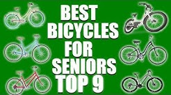 9 Best Bicycles For Seniors 2020 that You Must SEE before you Buy