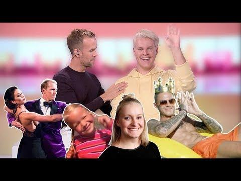 PANELET #84: Hysterisk NRK-tabbe og Pierre i svenske «Paradise Hotel»