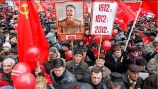 Rússia: comunistas protestam contra resultados eleitorais