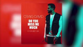 Craig David - Do You Miss Me Much (Stormby Mix Edit)