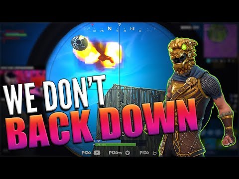 We Don't Back Down | Battle Hound - Fortnite