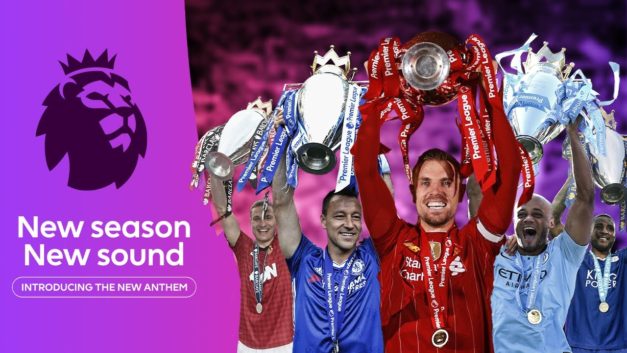 New season, new sound. The Official Premier League Anthem - YouTube