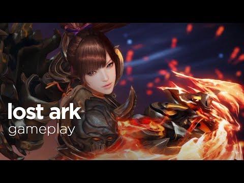 Lost Ark Gameplay | MMORPG 2018/2019