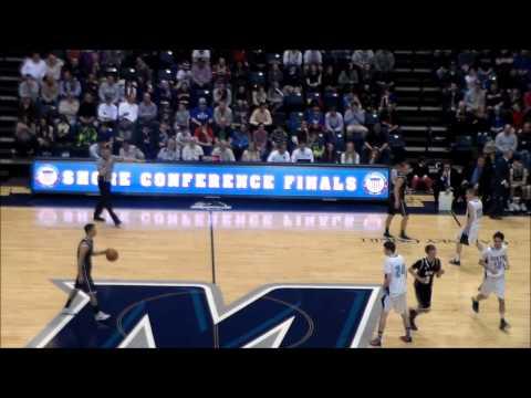 Shore Conference Boys Basketball SCT Finals: (11) Rumson-50 vs (1) CBA-24