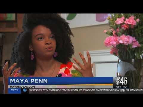 Women Elevating Women Speaks with Karen Greer CBS 46 Atlanta