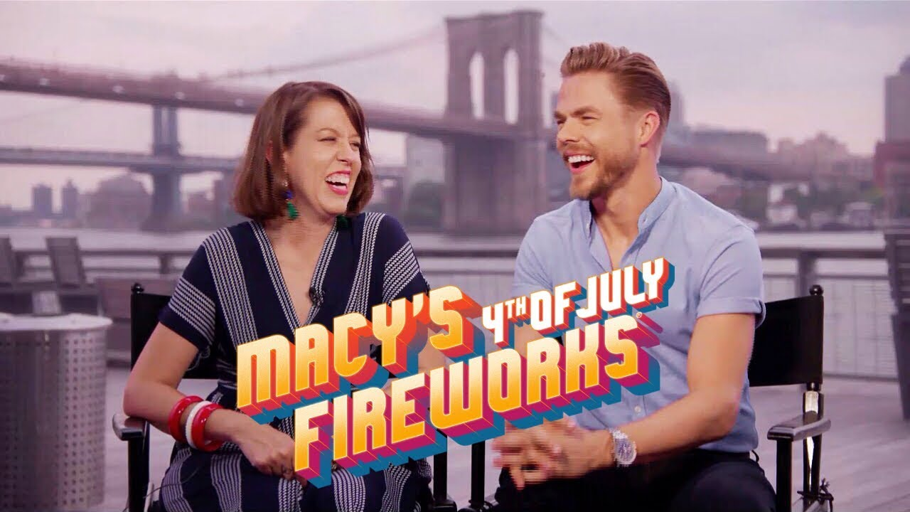 More than 70000 shells launched in 43rd annual Macy's July 4th fireworks display