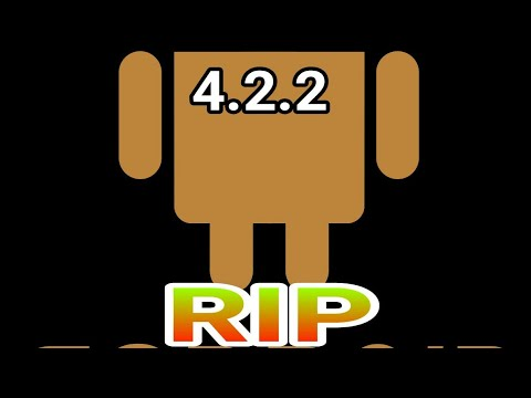 Андроид 4.2.2 умирает.
