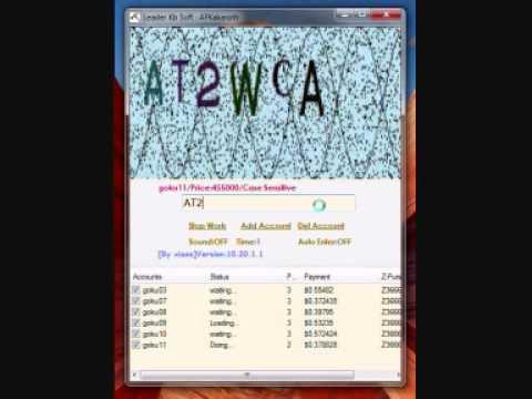 AFKakaroth CAPTCHA KB SOFT