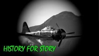 А6М2 Зеро. История самого знаменитого японского истребителя второй мировой войны.
