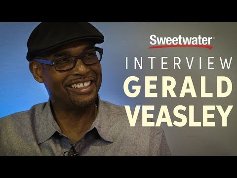Gerald Veasley Interviewed by Sweetwater