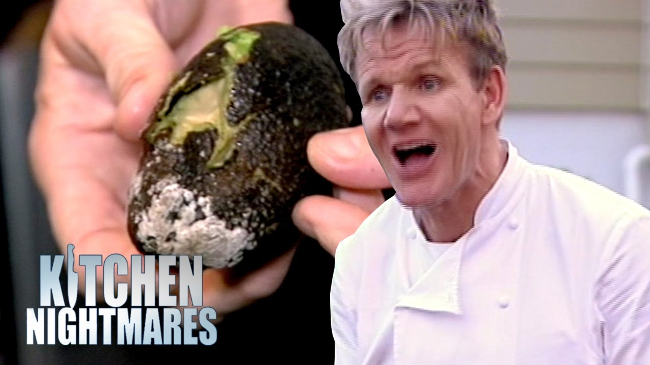 Restaurant Kitchen Nightmares furious ramsay shuts down disgusting restaurant | kitchen